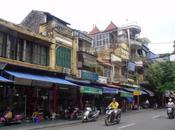 Vietnam diary hanoi