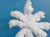 Fiocchi neve cristalli