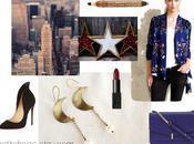 Metropolitan {Style tips: wear Crescent Moon earrings}