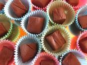 Fudge cioccolato, dolce tipico Regno Unito degli Stati Uniti.