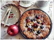 Beeren joghurt kuchen ovvero torta yogurt frutta yoghurt cake with fruit
