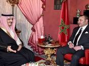 Marocco/Arabia Saudita, Mohammed riceve Capo Intelligence saudita