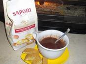Cioccolata calda cantucci