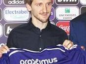 Marin riparte prestito) dall'Anderlecht, Fiorentina