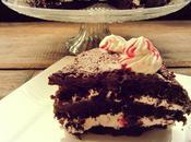 Torta cioccolatina amarene
