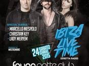 24/01 Ibiza Live Time Fauno Notte Club Sorrento (Na)
