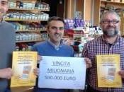 Vinti Priolo 500.000 euro gratta vinci