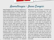 """Irene Campisi presenta corso """"Aromaterapia"""""""