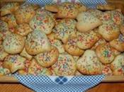 Befanini deliziosi biscotti realizzati impasto aromatizzato rum.