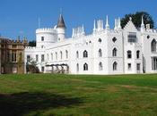 Strawberry Hill, gothic folly Horace Walpole