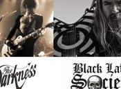 BLACK LABEL SOCIETY DARKNESS insieme data Pistoia Blues Festival 2015