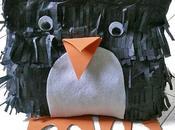 Idee feste compleanno: pentolaccia (pignatta Pinguino)