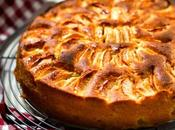 Torta mele rosa Monti Sibillini Brandy: paura invecchiare!