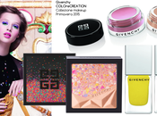 Primavera estate 2015 givenchy makeup