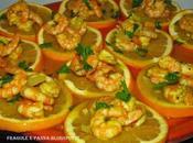 Gamberi curry arance della salute AIRC