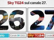 TG24 Canale27 digitale terrestre Palinsesto Gennaio 2015