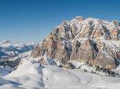 spalla, andiamo dulle Dolomiti