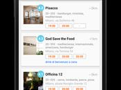 nuova Android MiSiedo ristorante prenota click