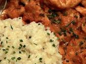 Bocconcini Pollo Curry Riso Vapore