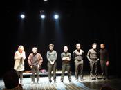 "Teatro Fabula presentato tesi: storia Lutero"""