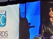 SLASH Riceve Paul Award durante NAMM 2015 (video)