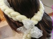 parrucca elsa frozen