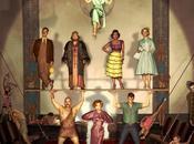 Telefilm: AHS. Freak Show, Galavant, Manhattan Love Story