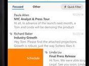 Rilasciata nuova applicazione Outlook