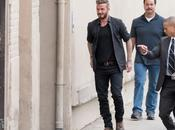 Moda uomo: david beckham total black!