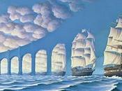 surreali transizioni Gonsalves, Dalí Magritte