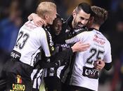 Jupiler League: Kortrijk passeggia campo Mouscron, Marinos consegna scontro diretto allo Charleroi