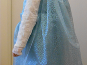 Refashion bambini: costume Elsa Refashioned Frozen Dress