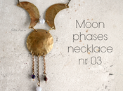Moon phases necklace nr.03 {Moon paths series}