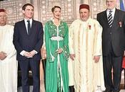 Francia: Princesse Lalla Meryem consegna Wissam Reali rappresentanti religioni monoteiste Francia