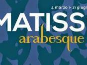 Matisse. Arabesque alle Scuderie Quirinale cura Ester Coen