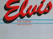 Elvis legend silver edition