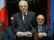 Messaggio Presidente della Repubblica Sergio Mattarella Parlamento giorno giuramento
