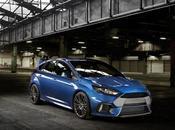 Ford svela nuova Focus oltre cavalli trazione
