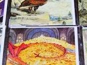 cartoline Hobbit J.R.R. Tolkien prodotte dalla Bodleian Library Estate, 2014