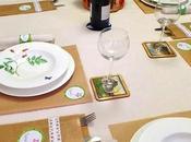 tavola decorata tutta serata speciale festa famiglia