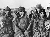 Guerrieri mongoli nella Seconda Guerra Mondiale
