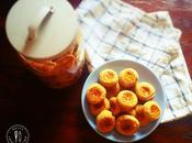 Biscotti grano saraceno marmellata arance cannella