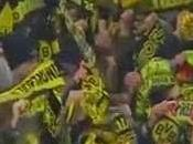 (VIDEO)You'll Never Walk Alone'' Borussia Dortmund fans Augsburg #respect #thisisfootball