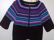 tutorial giacca down crochet