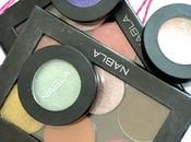 close make n°272: Nabla Cosmetics, Ombretti Bright, Matte, Satin