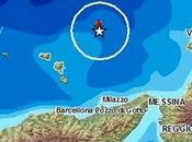 Sicilia: terremoto magnitudo largo delle Eolie