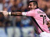 """Sorrentino: piacere parli Palermo, città parlano tutti Europa League"""""""