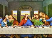 Schemi punto croce: L'Ultima Cena Leonardo Vinci