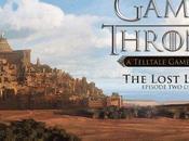 Game Thrones Lost Lords, disponibile secondo episodio Android