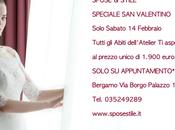 SPOSE&STILE... JUST speciale VALENTINO!